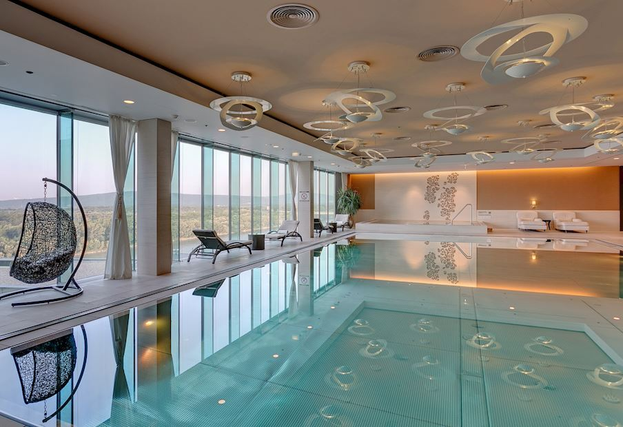 Bazén ZION SPA LUXURY