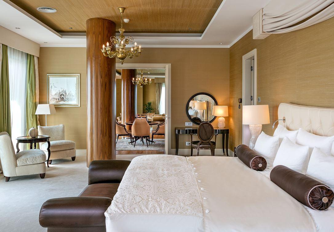 Prezidentský apartmán v Grand Hoteli River Park Bratislava